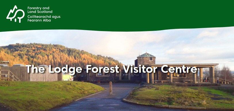 lodge forest visitor centre